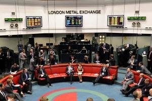 Cobre sube 1,72% a US$2,53876 la libra en la Bolsa de Metales de Londres