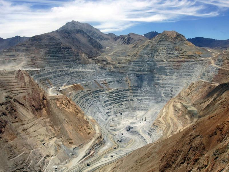 Minera de Luksic ingresa 1er proyecto en 14 años, por US$ 1.100 millones