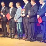 MB Crusher conquista el premio por innovación en el Autostrada Polska